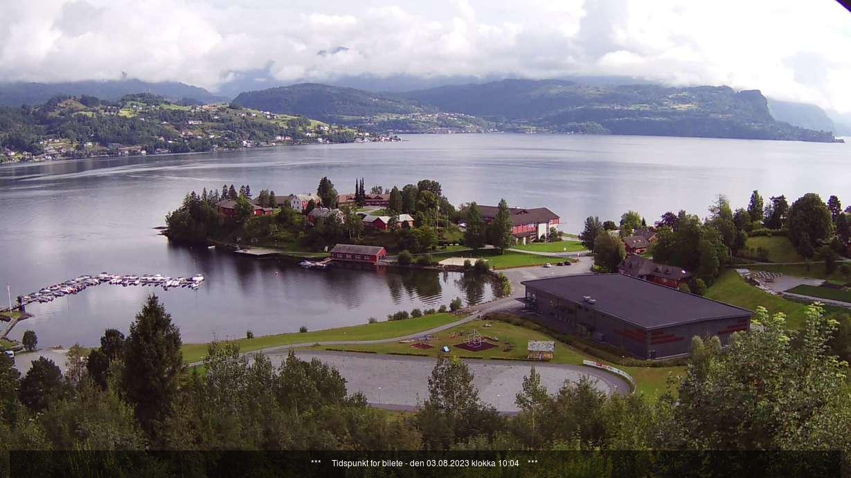 Webcam Vikøy, Kvam, Hordaland, Norwegen